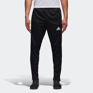 AdIdas Black Climacool TIRO 17 Training Pants
